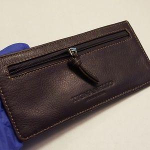 Tignanello Purple Wallet